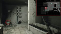 resident evil 7 biohazard antique coin bathroom
