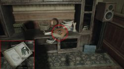 resident evil 7 biohazard blue dog head