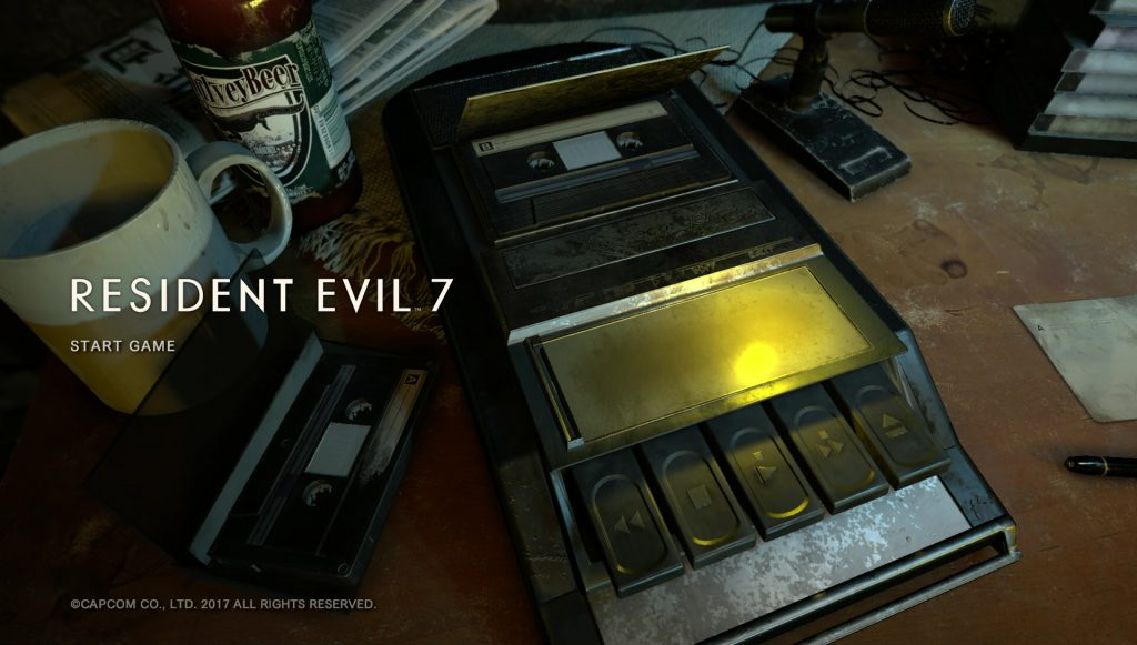 resident evil 7 new game plus rumors