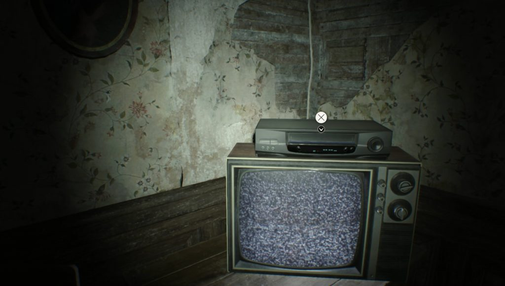 resident evil 7 vhs tape locations