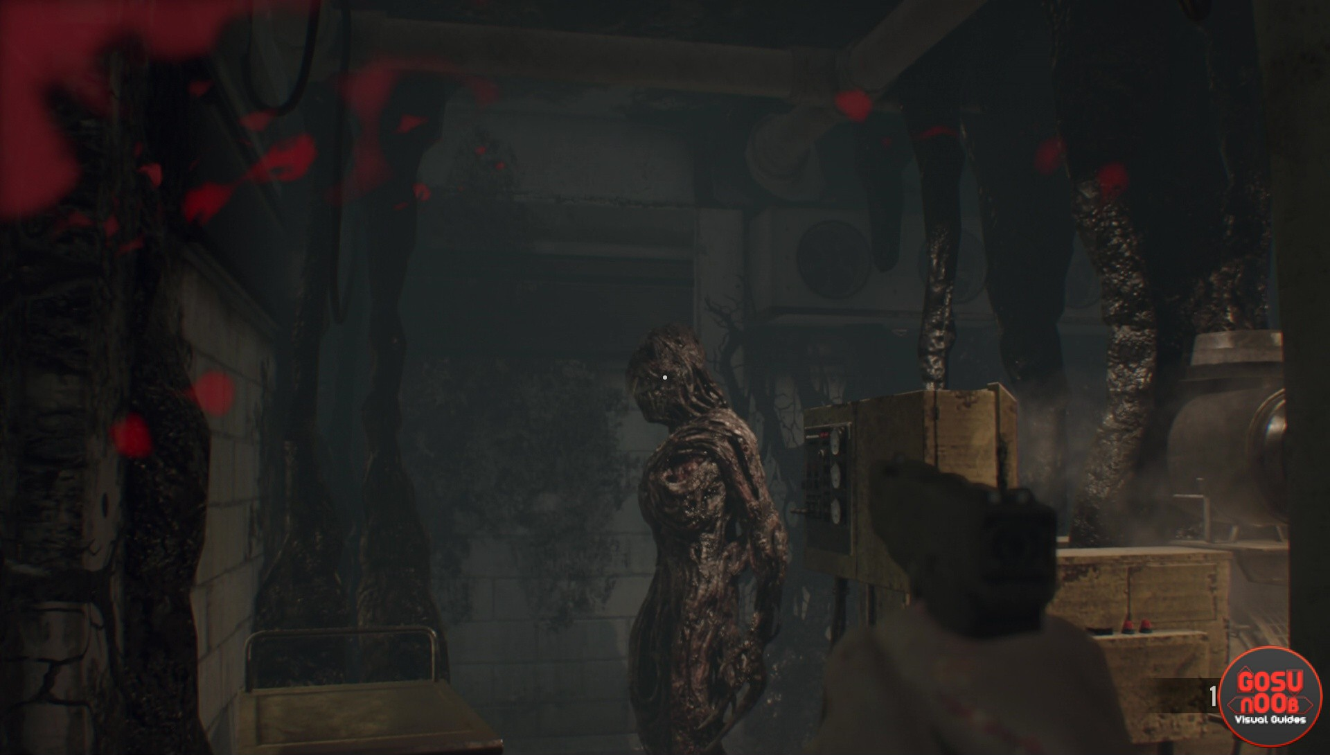 Resident Evil 7 How To Defeat Multiple Molded Guide