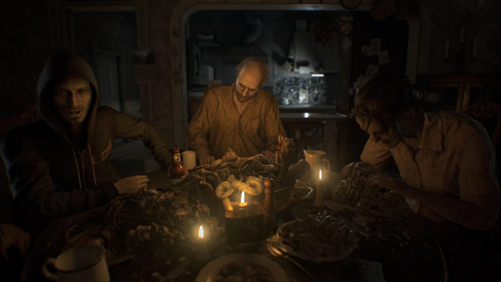 will resident evil 7 have multiplayer
