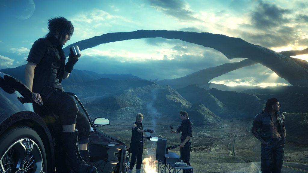 Final Fantasy XV - No Plans for Nintendo Switch Port
