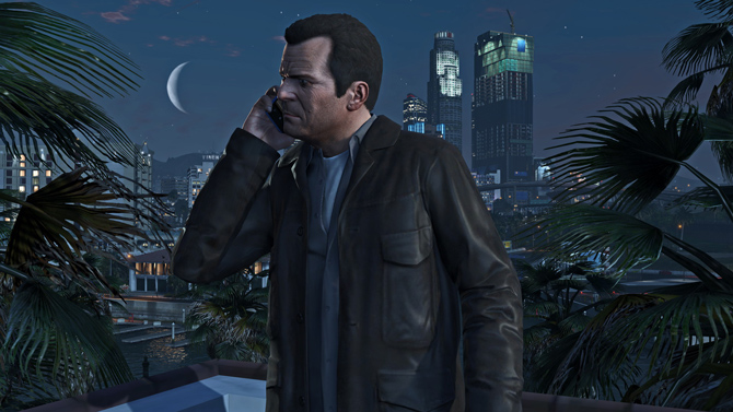 GTA 5 tops the UK game charts