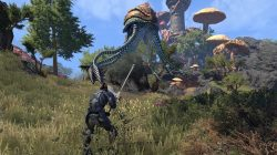 Gameplay Trailer ESO Morrowind Screenshots