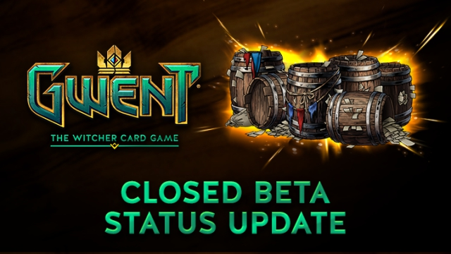 Gwent Closed Beta Status Update and End Rewards