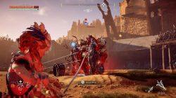 Horizon Zero Dawn Behemoth How to Fight