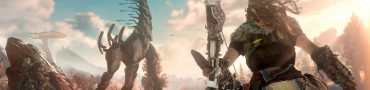 Horizon Zero Dawn Building the World Trailer Details