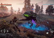 Horizon Zero Dawn How to Complete Valleymeet Shock Hunt Trial