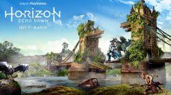 Horizon Zero Dawn London