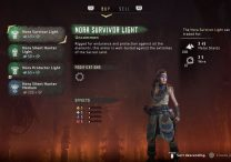 Horizon Zero Dawn Nora Armors - Where to Find Them