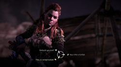 Horizon Zero Dawn Olin Flashpoint What to Choose