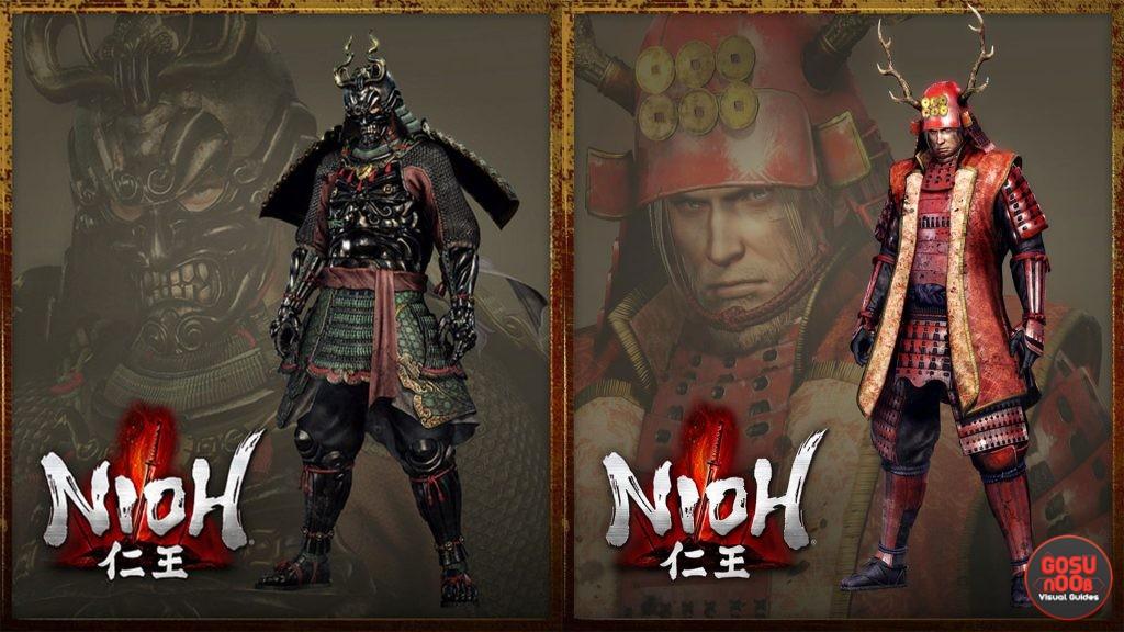 How to Unlock Pre-Order Bonus in Nioh