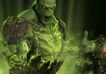Injustice 2 Swamp Thing Move Sets and Powers