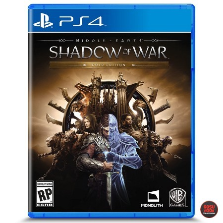 Middle Earth Shadow of War Gold