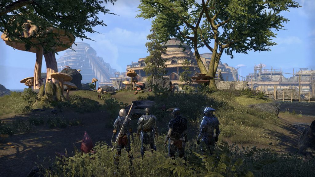 Morrowind Elder Scrolls Online Expansion