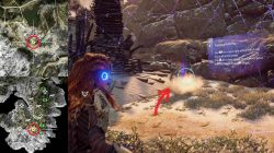Mother's Cradle Grazer Dummy Location Horizon Zero Dawn
