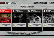 Nba 2k17 5 new Moments Challenges