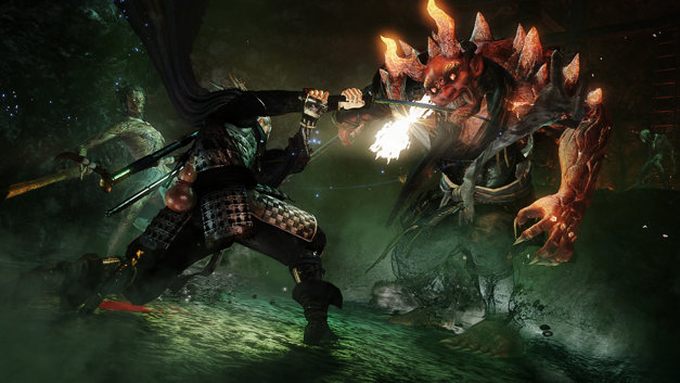 Nioh Samurai Boss Fights,Guardian Spirits, Endgame Bonuses Revealed