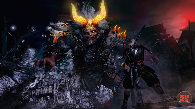 Nioh Speedrun Record 1 hour and 36 Minutes