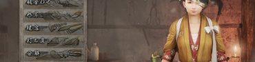 Nioh Weapon & Armor Customization - How To Use Blacksmith