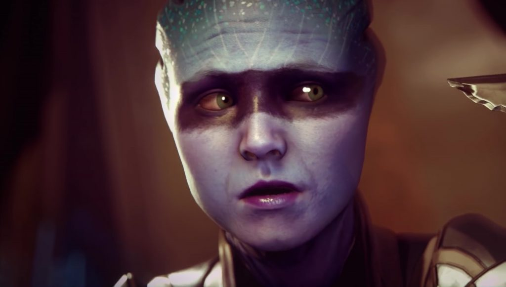 Peebee Information in Mass Effect Andromeda