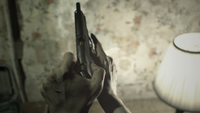 Resident Evil 7 Two weeks at no.1 in UK sales