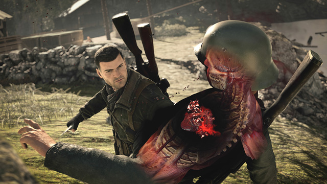 Sniper Elite 4 Review Roundup List