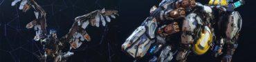 Stormbird Behemoth Overview Trailers Horizon Zero Dawn