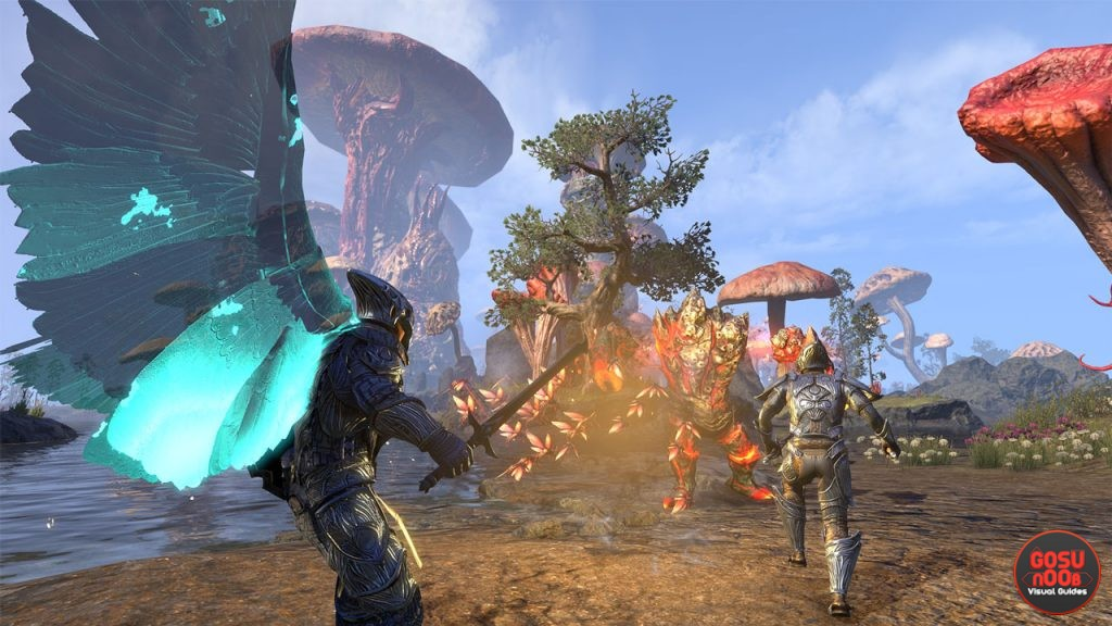 The Elder Scrolls Online Morrowind First Gameplay Trailer, New Screenshots