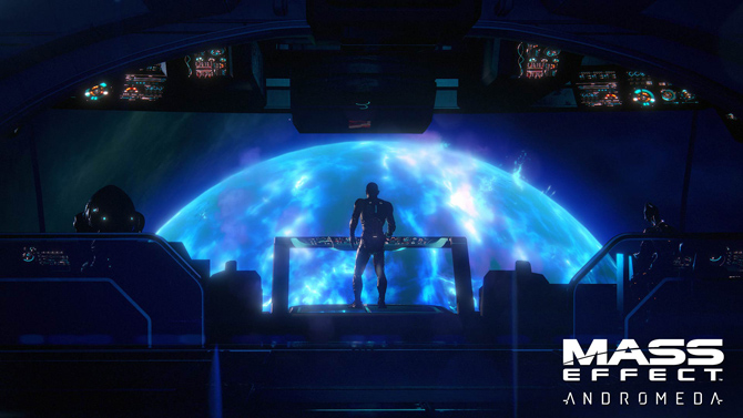 There won't be Paragon / Renegade in Mass Effect Andromeda
