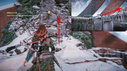 Third Power Cell Location Horizon Zero Dawn Maker's End