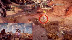 Thunderjaw how to kill guide Horizon Zero Dawn