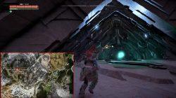 cauldron sigma dungeon entrance