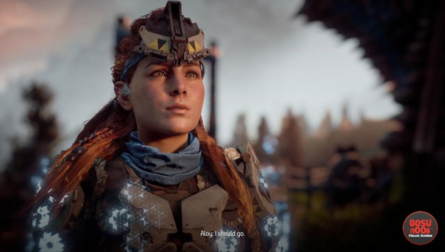 horizon zero dawn all allies joined trophy
