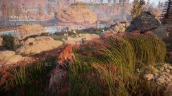 hunting trial grazer canisters horizon zero dawn