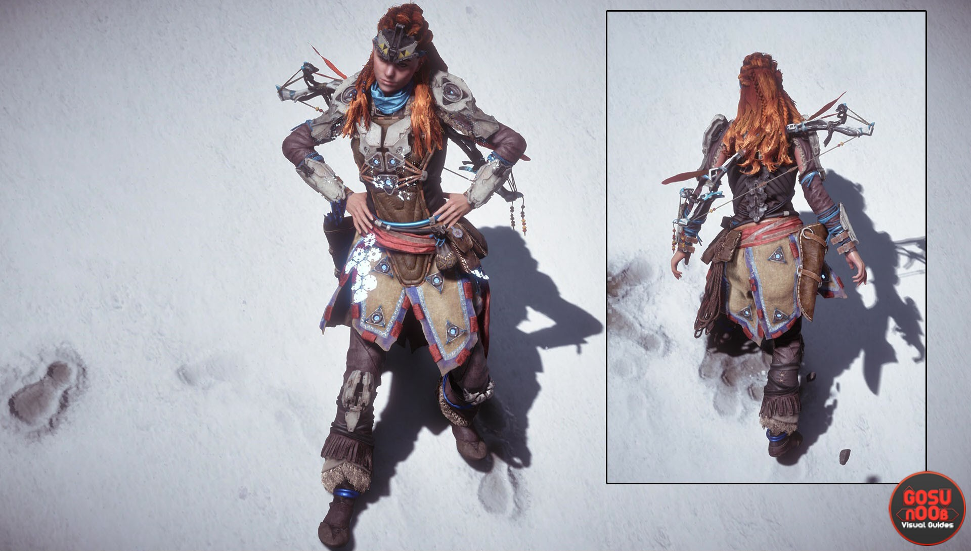 horizon zero dawn best armor how to get rare outfits. Black Bedroom Furniture Sets. Home Design Ideas