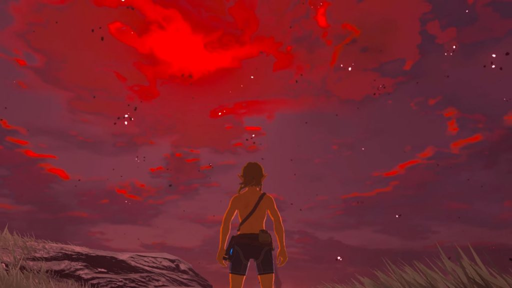 Breath of The Wild Blood Moon & What It Does