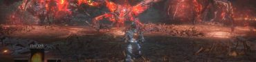 Dark Souls 3 Ringed City How to Defeat Demon in Pain, from Below & Prince