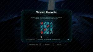 Havarl Vault glyph puzzle remannt solution me andromeda