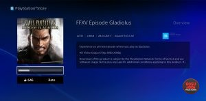 How to Download FFXV DLC Episode Gladiolus