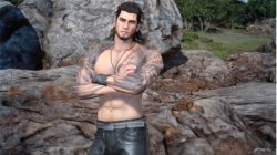 How to Get Rugged Attire New Gladiolus Outfit FFXV