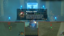 How to Get Zelda BOTW Barbarian Helm