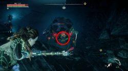 How to get Shell-Walker Crate Horizon Zero Dawn
