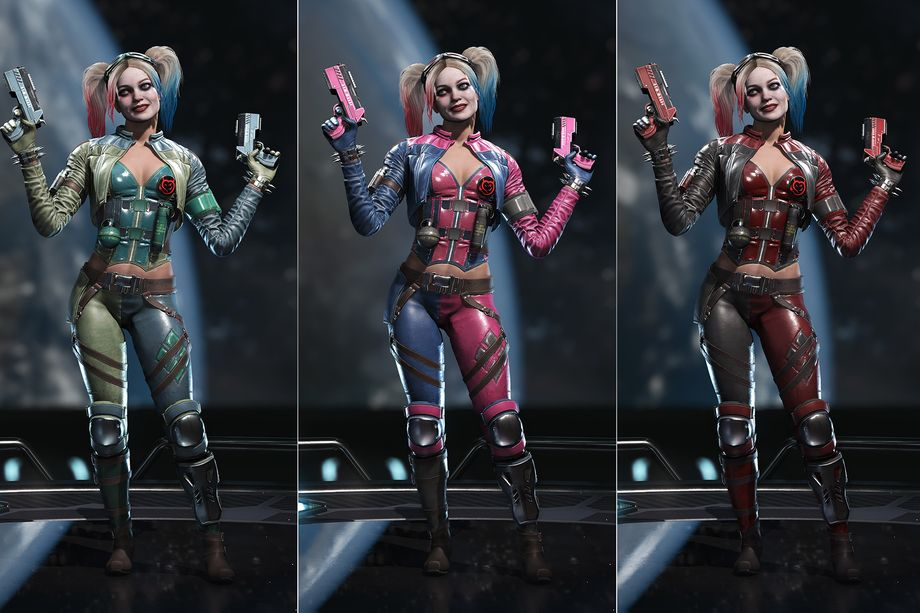 Injustice 2 Microtransactions Revealed - Source Crystals