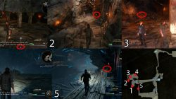 Item Locations Before Third Trial Episode Gladiolus DLC FFXV