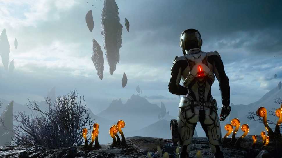 Mass Effect Andromeda New Game Plus Carryovers - Levels, Skill Points, Powers & More