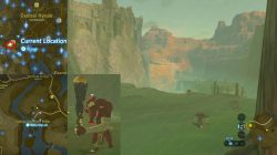 Moblin Club Weapon Location Zelda Breath of the Wild