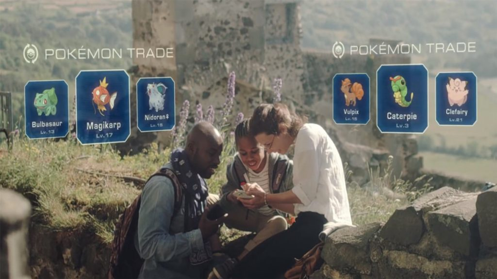 Pokemon GO Trading System Details Explained