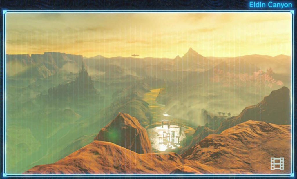 Recovered Memory 8 Eldyn Canon Zelda Breath of the Wild